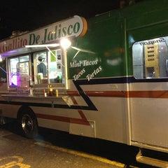 Photo taken at El Gallito De Jalisco Mobile by Miguel D. on 1/31/2013