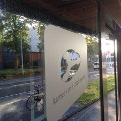 Photo taken at Kamer Van Koophandel by Gert H. on 9/11/2014