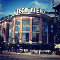 Photo taken at Safeco Field by Dan B. on 6/29/2013