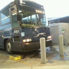 Photo taken at Greyhound Bus Lines by Kevin B. on 8/20/2012
