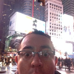 Photo taken at Times Square Alliance by Edgar C. on 12/30/2013
