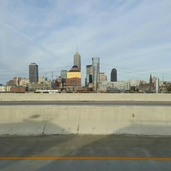 Photo taken at City of Indianapolis by Eric L. on 10/25/2015
