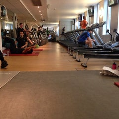 Photo taken at LA Fitness by Marilia A. on 10/15/2014