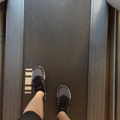 Photo taken at LA Fitness by Marilia A. on 1/11/2015
