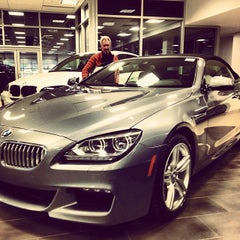 Photo taken at Westchester BMW by Adrian W. on 2/1/2014