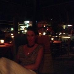 Photo taken at Trawangan Beach Cottages Bar & Restaurant by Natali on 11/21/2013