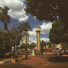 Photo taken at Taguatinga by Thiago S. on 8/20/2015