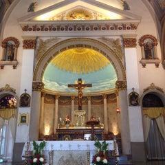 Photo taken at Santa Cruz Church (วัดซางตาครู้ส) by Ekkaphan P. on 8/1/2015