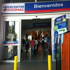 Photo taken at Homecenter Sodimac by .: PiLiLiTa :. on 11/22/2012