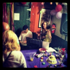 Photo taken at Cafetin Marrero by Pedro F. on 3/22/2013
