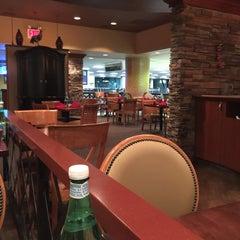Photo taken at Todd English Bonfire Restaurant by Allen L. on 12/25/2015