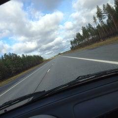 Photo taken at Varalaskeutumispaikka by Helene M. on 10/18/2013