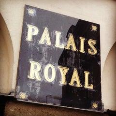 Photo taken at Palais Royal by Jen K. on 3/2/2013