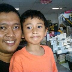 Photo taken at Rumah Buku by Muhammad I. on 4/6/2014