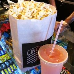 Photo taken at Cinespaço Beiramar by Luiza F. on 10/6/2012