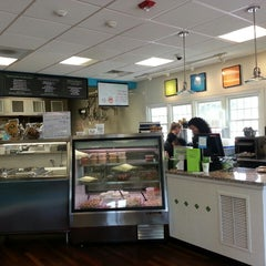 Photo taken at Saybrook Soup & Sandwich Co. by Jim S. on 6/28/2013