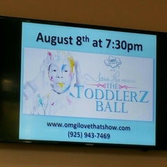 Photo taken at Lesher Center for the Arts by Carrie-Anne K. on 8/9/2015