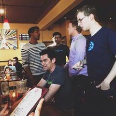 Photo taken at Mars Bar & Restaurant by Justin E. on 5/1/2013