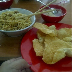 Photo taken at Mie Rica Kejaksaan by Stella A. on 11/15/2012