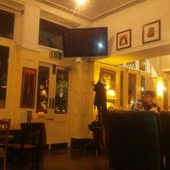 Photo taken at The Hurlingham by Dan H. on 11/8/2012