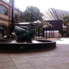 Photo taken at Plaza Loreto by Diego R. on 10/3/2013