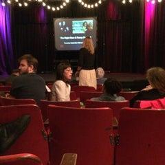 Photo taken at Eureka Theatre by Nico M. on 9/20/2014