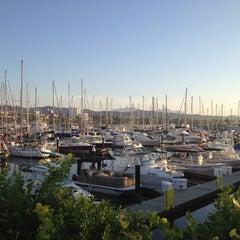 Photo taken at Marina Riviera Nayarit by Cielo V. on 2/10/2015