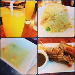 Photo taken at Max's Restaurant by Bench B. on 4/7/2013