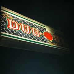 Photo taken at Dug Out Sports Bar by Kuling C. on 12/28/2012