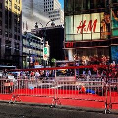 Photo taken at H&M by benjamin b. on 7/16/2013