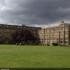 Photo taken at St Mary's University by Elena M. on 8/30/2014