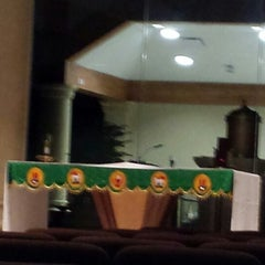 Photo taken at Mary Queen Catholic Church by Maribel A. on 10/24/2013