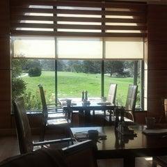 Photo taken at Hyatt Regency Monterey Hotel & Spa On Del Monte Golf Course by Mike M. on 3/5/2013