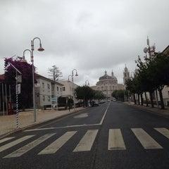 Photo taken at Mafra by P B. on 8/2/2014