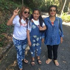 Photo taken at Hinsuay Namsai Resort Rayong by Chiraporn D. on 12/31/2014