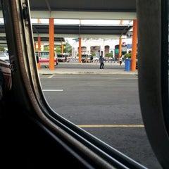 Photo taken at Terminal Bas Labuan by Alai L. on 9/4/2013