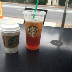 Photo taken at Starbucks by Shannon A. on 2/17/2015