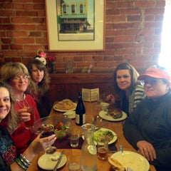 Photo taken at Jeffrey's Bistro by Wyodiva S. on 2/28/2014