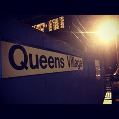 Photo taken at LIRR - Queens Village Station by Cattdaddy on 11/28/2012