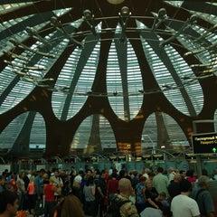 Photo taken at Терминал D / Terminal D by Andrey D. on 7/1/2013