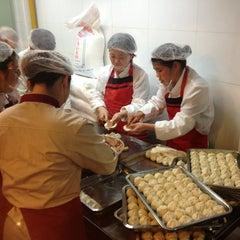 Photo taken at 小杨生煎 | Yang's Fry Dumplings by Andrey D. on 4/13/2013