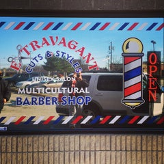 Photo taken at Extravagant Cuts Barber Shop by Barber BiGG V. on 12/7/2014