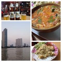 Photo taken at Tongtara Riverview Hotel Bangkok by Caroline H. on 10/25/2015