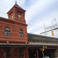 Photo taken at Amtrak/SEPTA: Wilmington Station by Phil N. on 4/16/2013