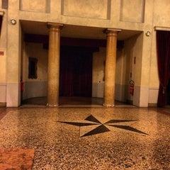 Photo taken at Teatro Sociale di Mantova by Simon L. on 12/4/2013