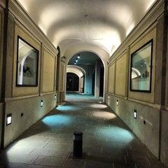 Photo taken at Teatro Sociale di Mantova by Simon L. on 12/14/2013