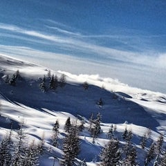 Photo taken at Monte Spinale by Simon L. on 1/6/2014