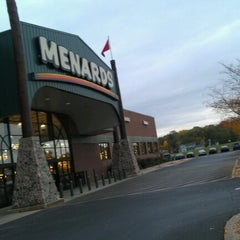 Photo taken at Menards by π on 10/3/2012