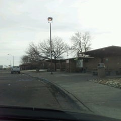 Photo taken at Cotterel Scale/rest Area by Joshua R. on 12/21/2012