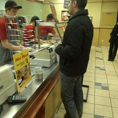 Photo taken at Papa Murphy's by Alan on 2/14/2013